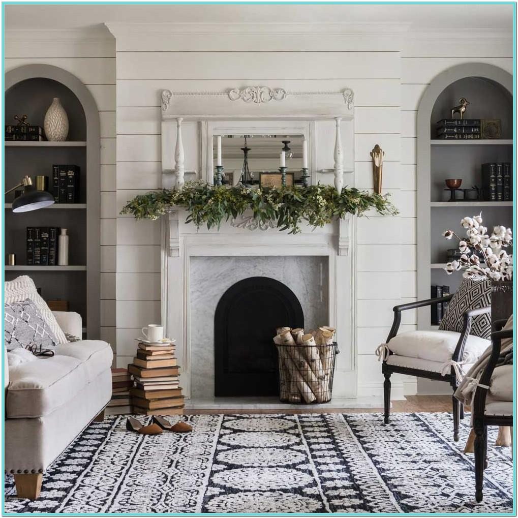 Joanna Gaines Magnolia Living Room Ideas