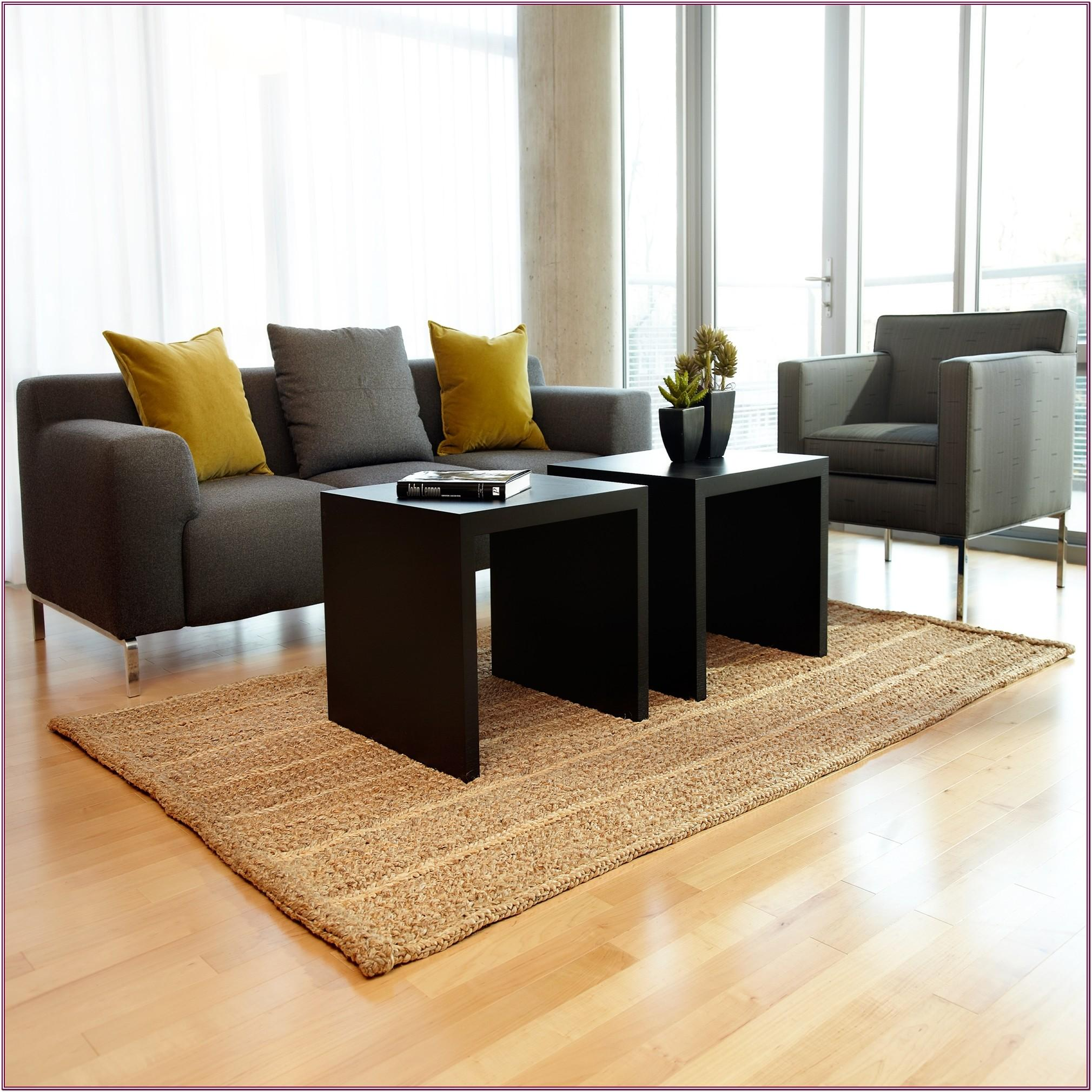Jute Rug Living Room Grey Couch