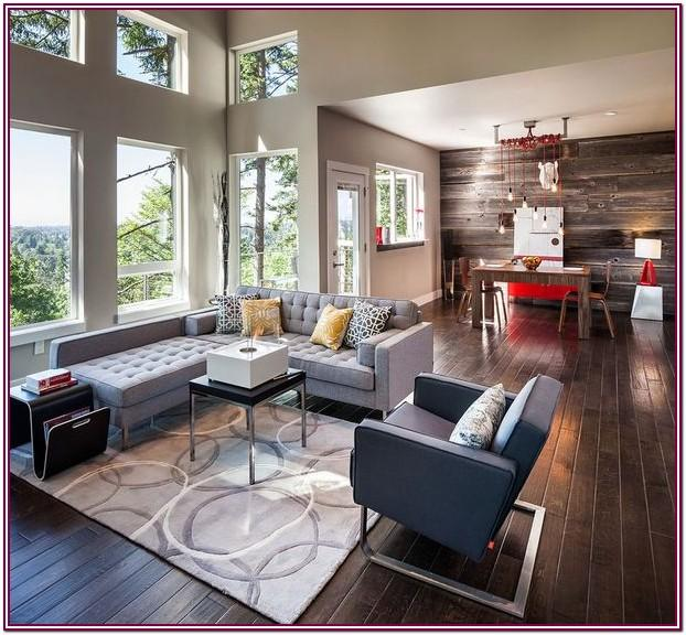 L Shaped Couch Living Room Design