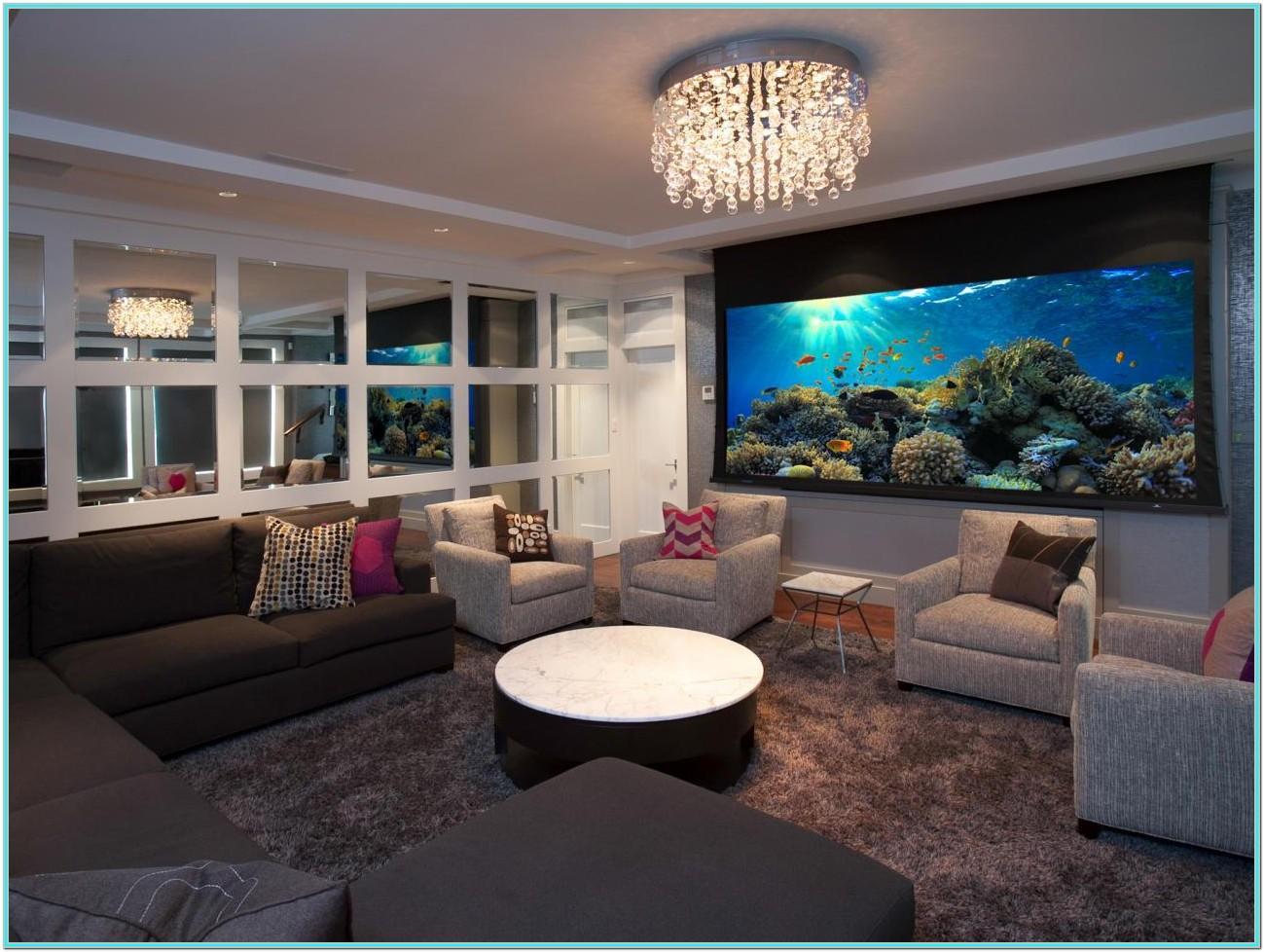 Led Lights Living Room Ideas