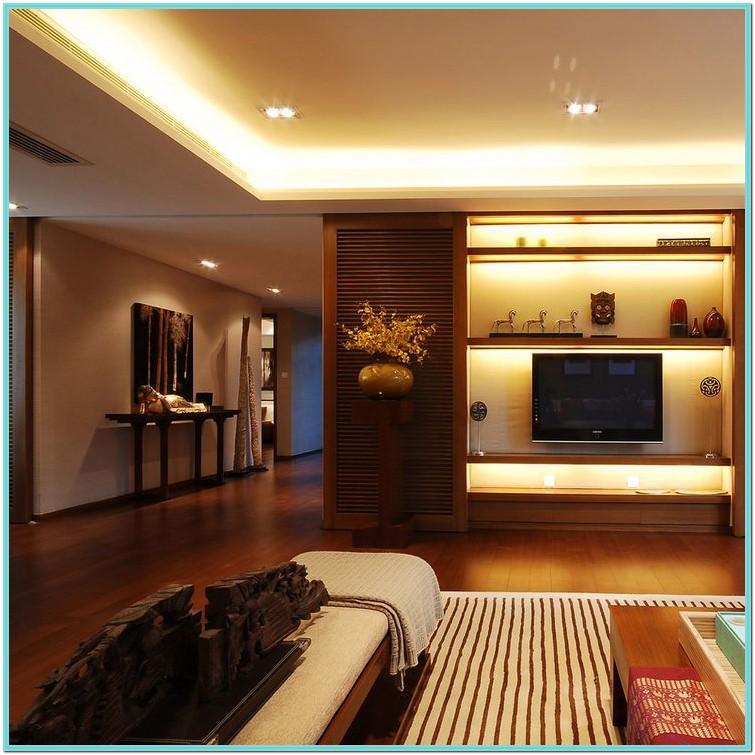 Led Strip Lights Living Room Ideas