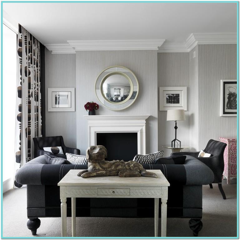 Light And Dark Grey Living Room Ideas