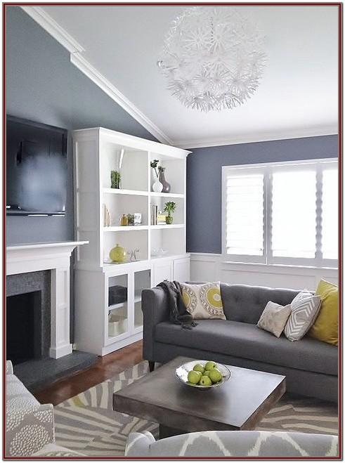 Light Grey Modern Grey Sofa Living Room