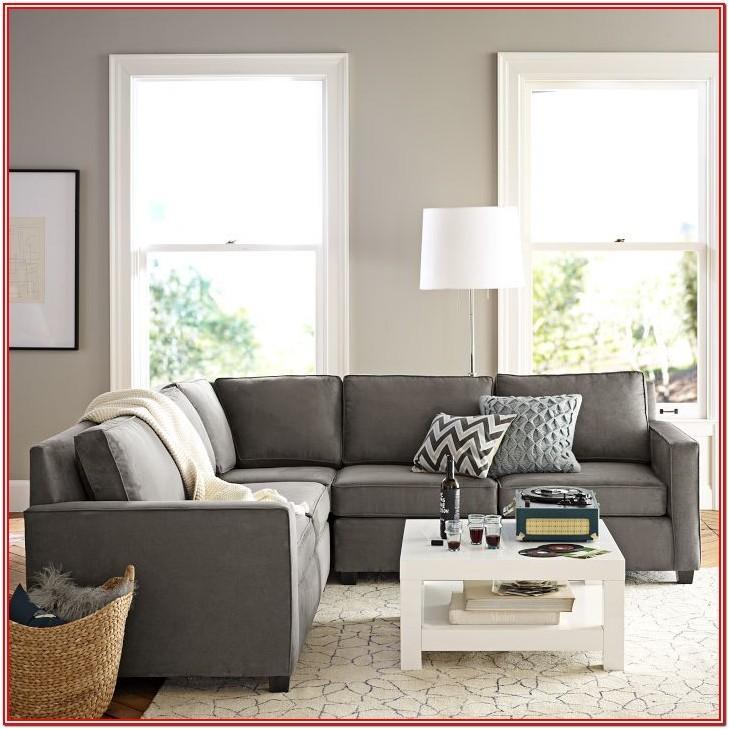 Light Grey Sectional Living Room Ideas