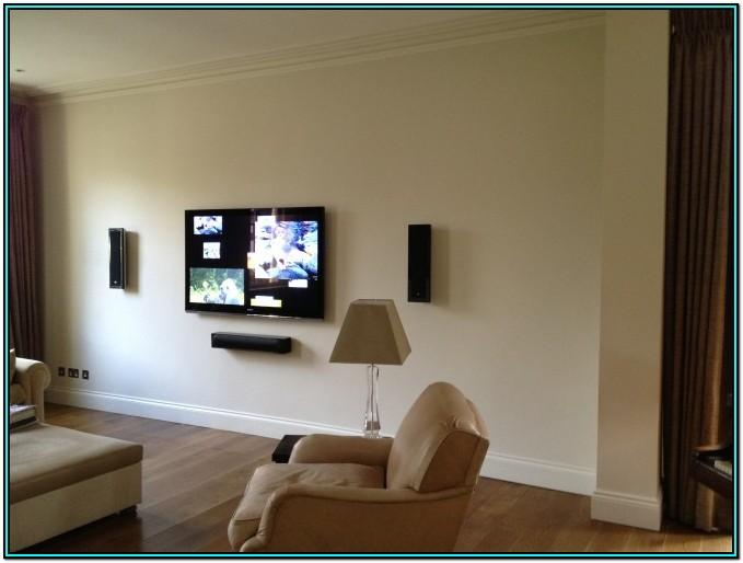 Living Room 5.1 Surround Sound Setup