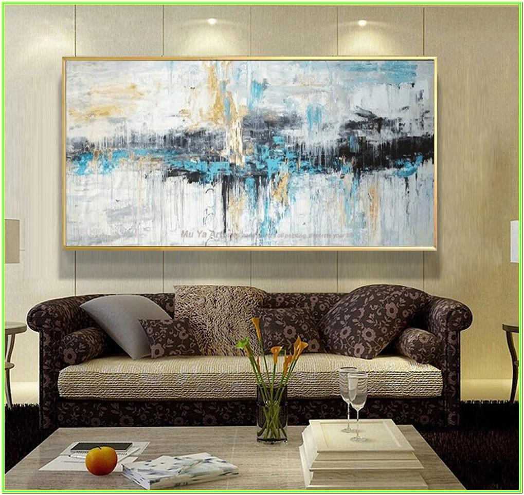 Living Room Beautiful Wall Painting Images