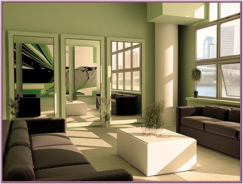 Living Room Best Green Paint Colors