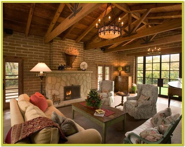 Living Room Bungalow Decorating Ideas
