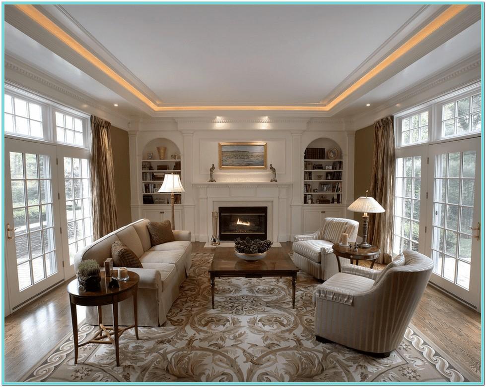 Living Room Ceiling Lights Ideas
