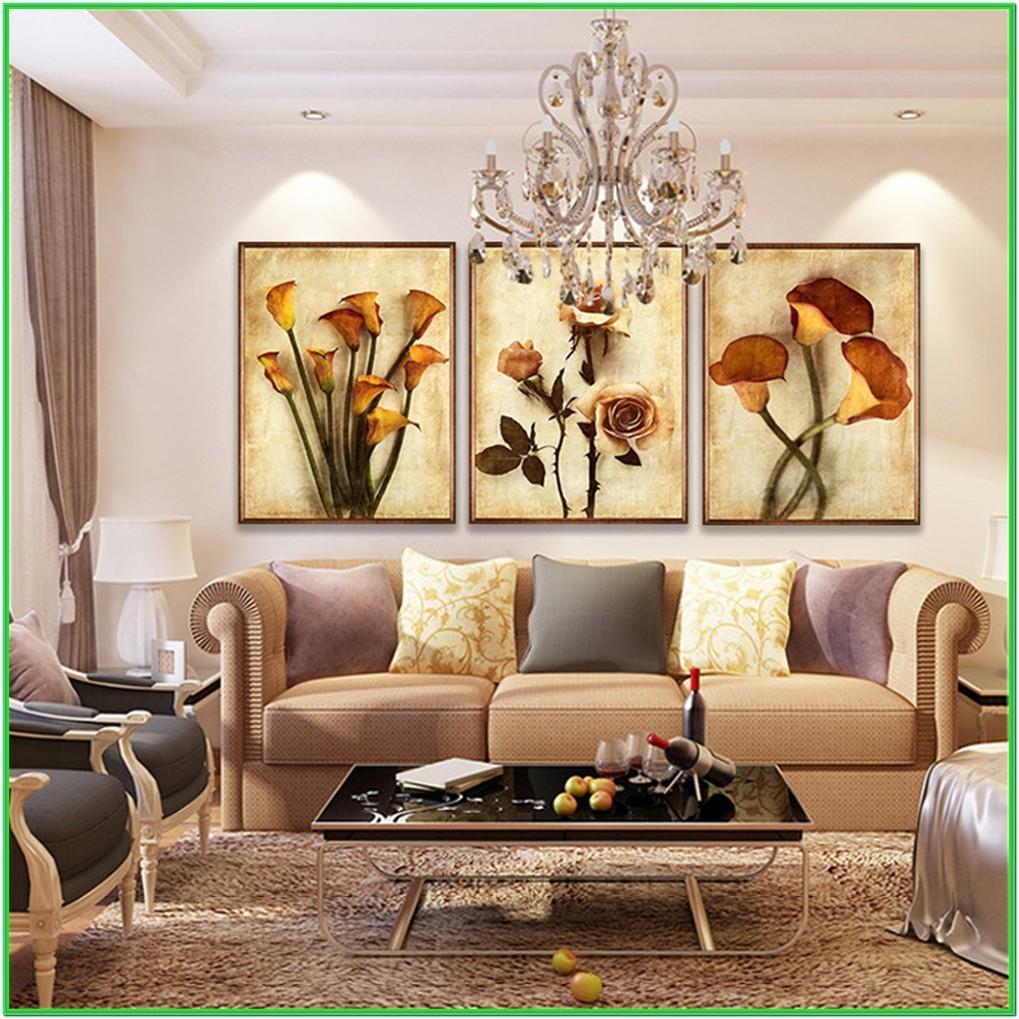 Living Room Contemporary Living Room Wall Art Design