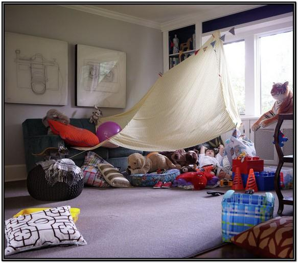 Living Room Couch Fort Ideas