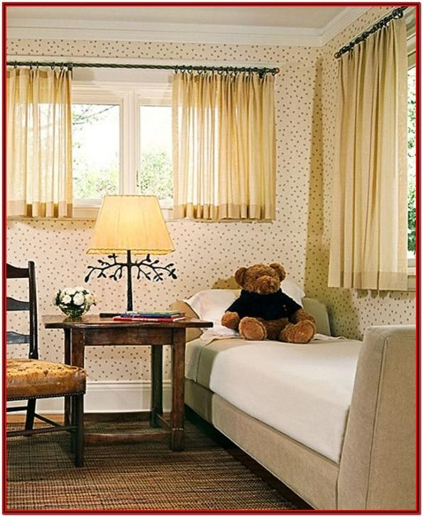 Living Room Curtain Ideas For Small Windows