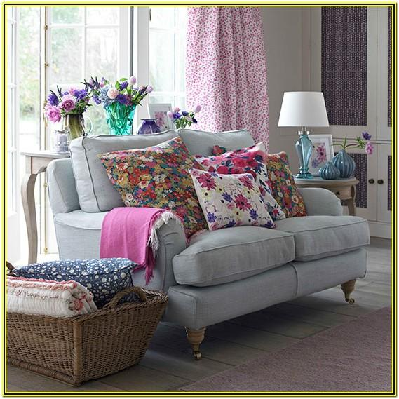 Living Room Decor Ideas With Flowers