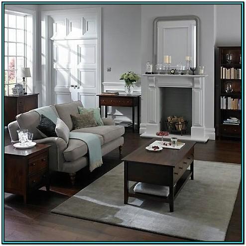Living Room Decorating Ideas Dark Wood Floors