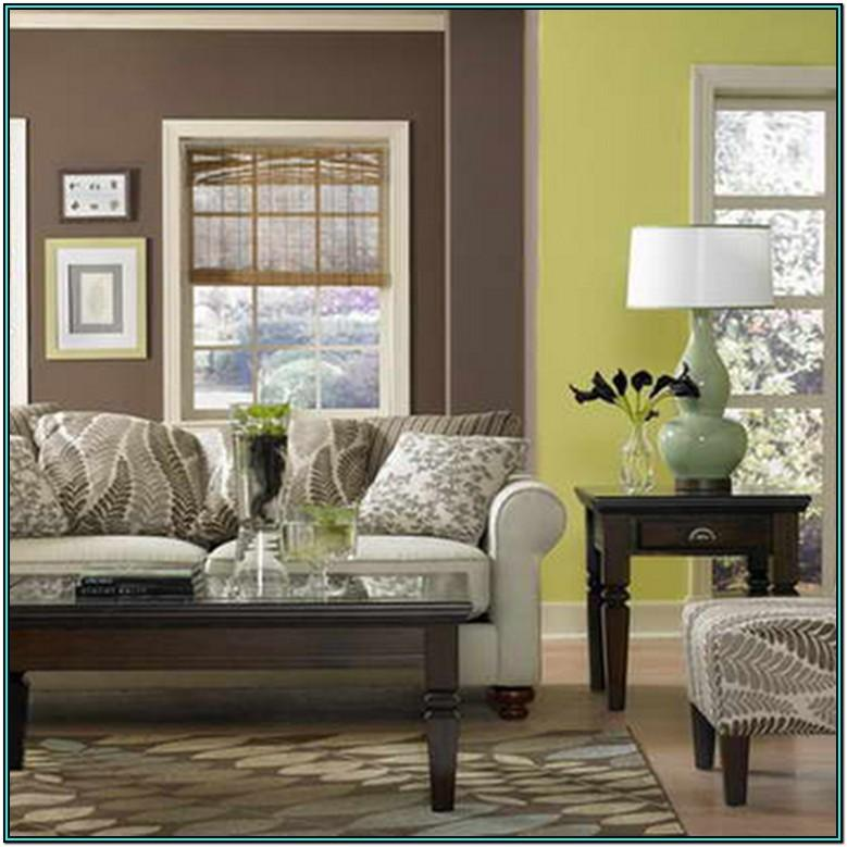 Living Room Decorating Ideas Green And Brown