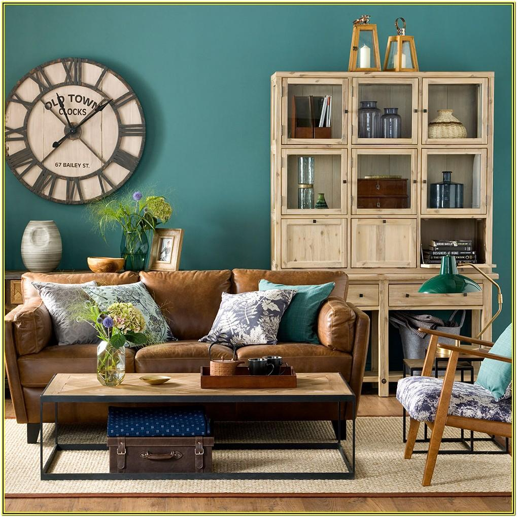 Living Room Decorating Ideas With Green Couch