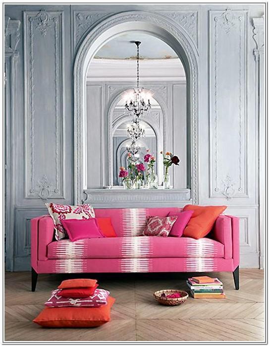 Living Room Design Ideas Manuel Canovas Fabric