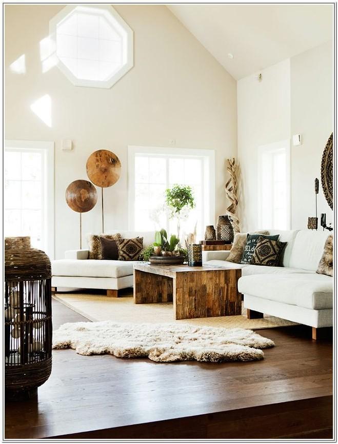 Living Room Design Ideas Natural Textures