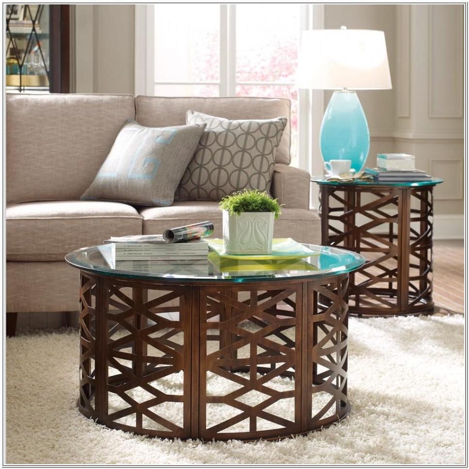 Living Room Design Ideas Side Tables