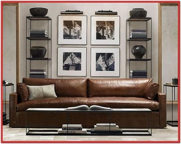 Living Room Design Ideas With Furniture Leather