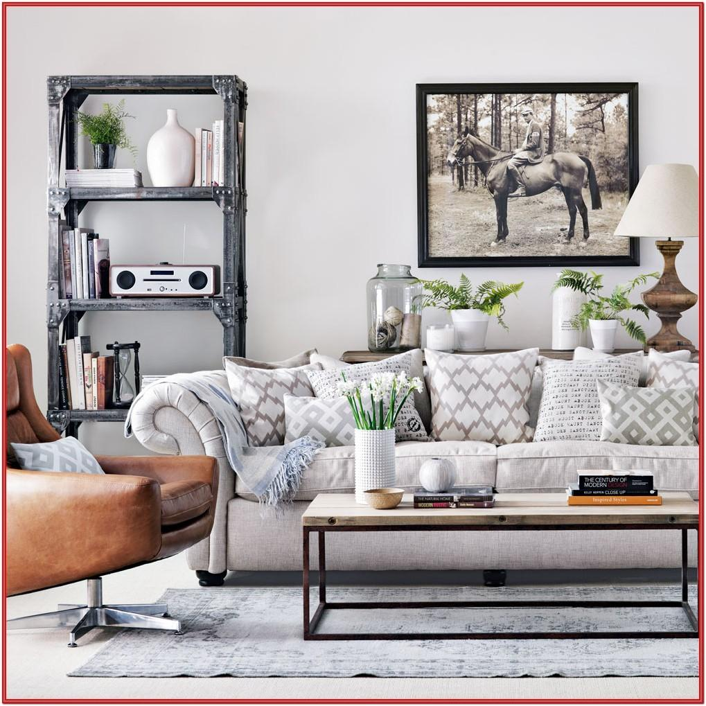 Living Room Design Ideas With Grey Walls