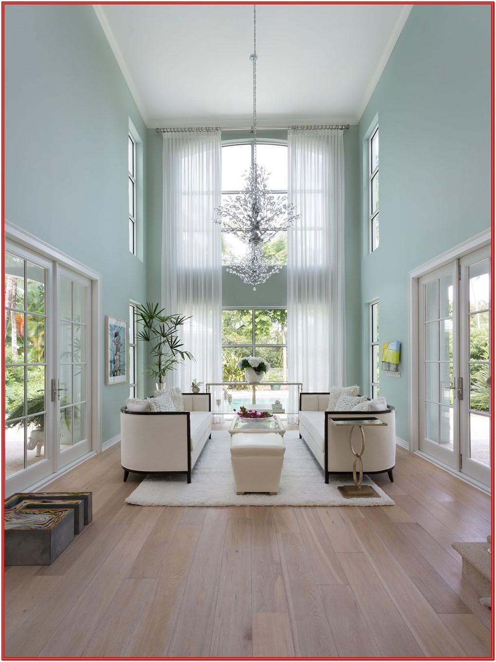Living Room Design Ideas With High Ceiling