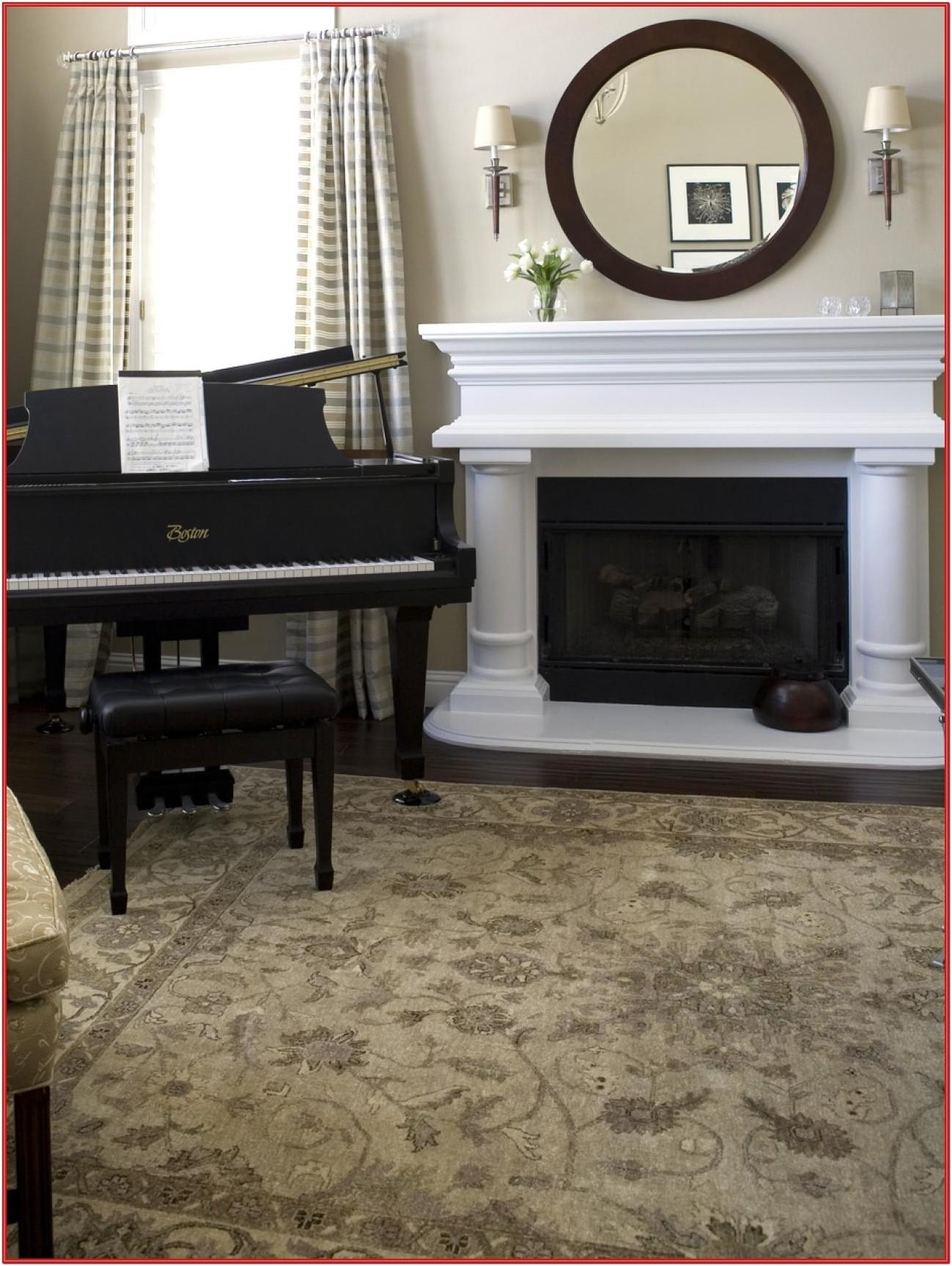 Living Room Design Ideas With Piano