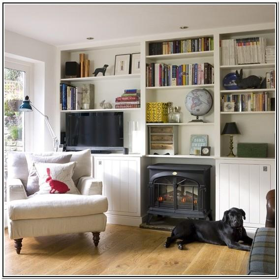 Living Room Design Ideas With Storage