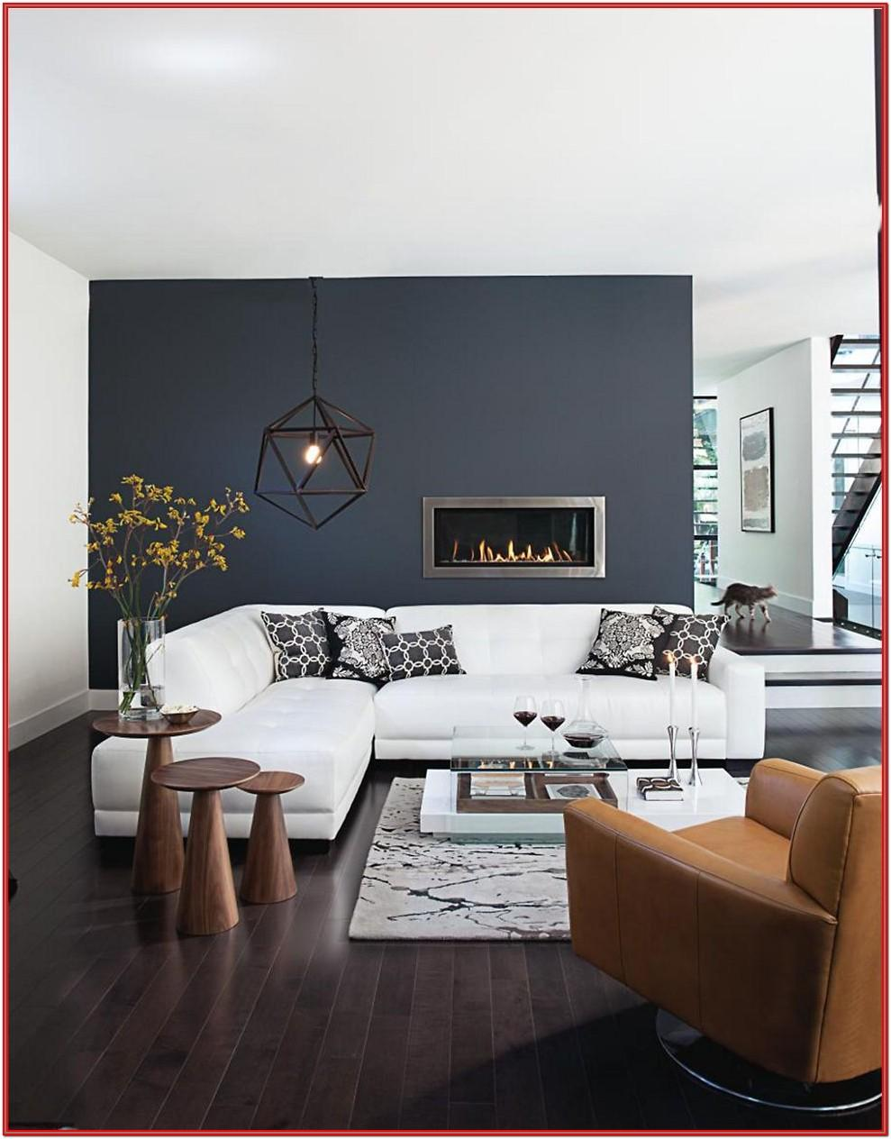 Living Room Design Ideas With White Sofa