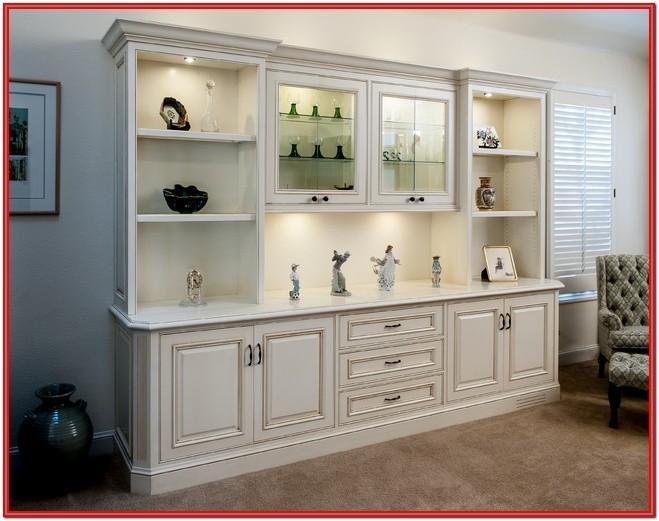 Living Room Display Cabinet Ideas