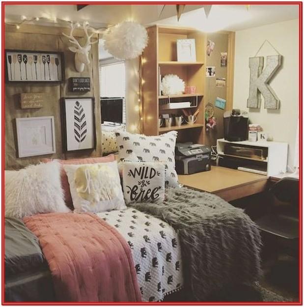 Living Room Dorm Ideas