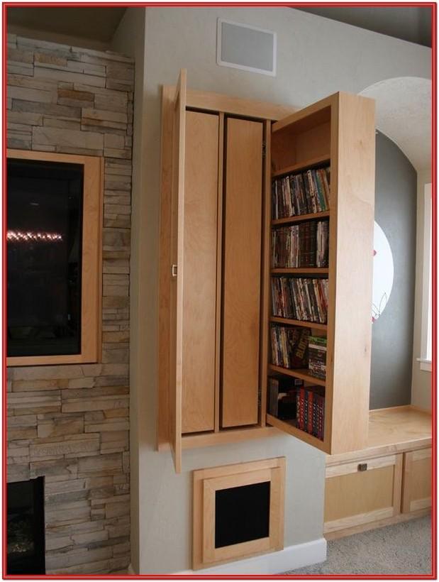 Living Room Dvd Storage Ideas
