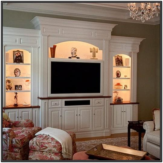 Living Room Entertainement Room Ideas