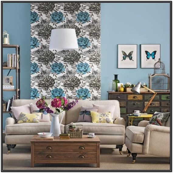 Living Room Feature Wall Ideas Uk