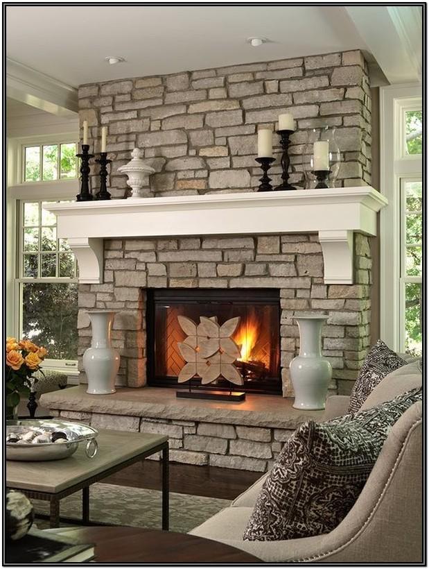 Living Room Fireplace Ideas Pinterest