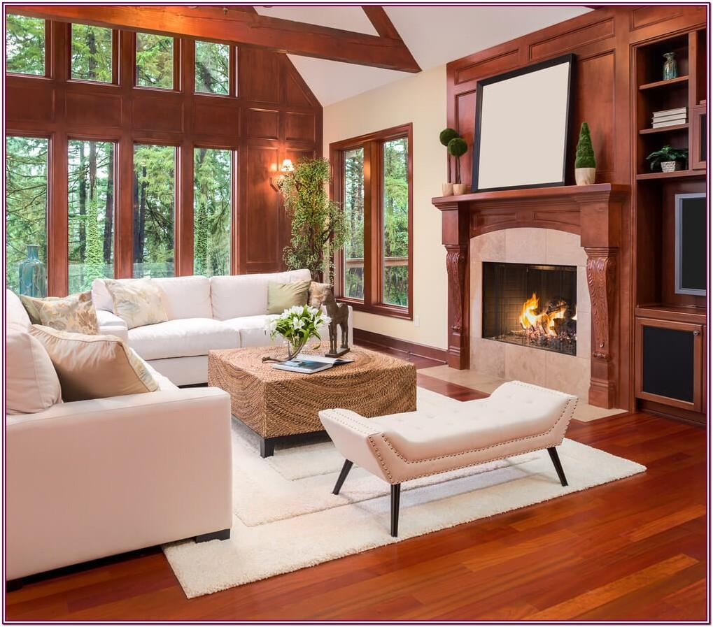Living Room Floor And Wall Color Ideas