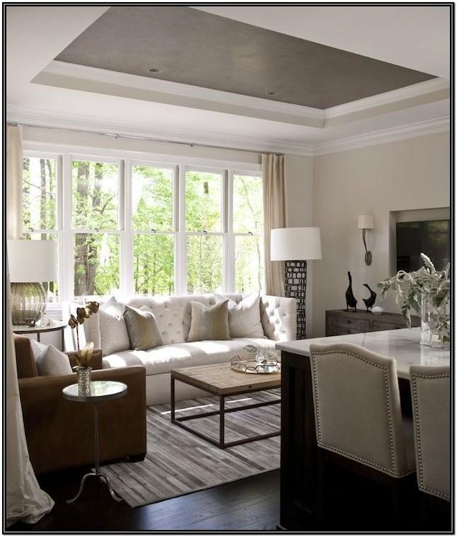 Living Room Floor Ideas Tan Walls