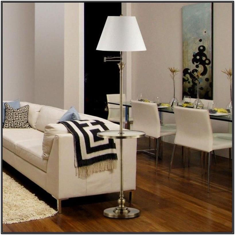 Living Room Floor Lamp Lighting Ideas