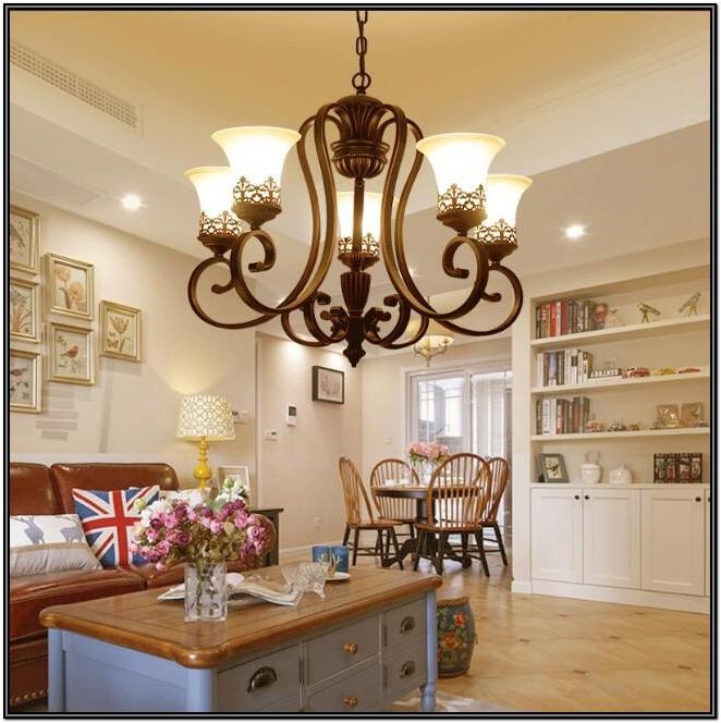 Living Room Flush Mount Lighting Ideas