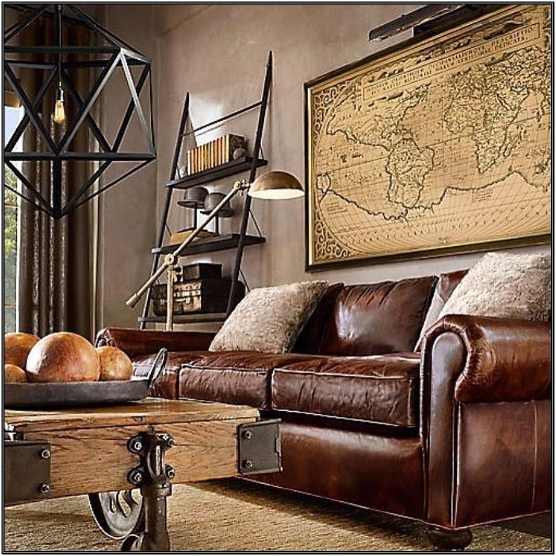Living Room Furniture Design Ideas Industrial Look
