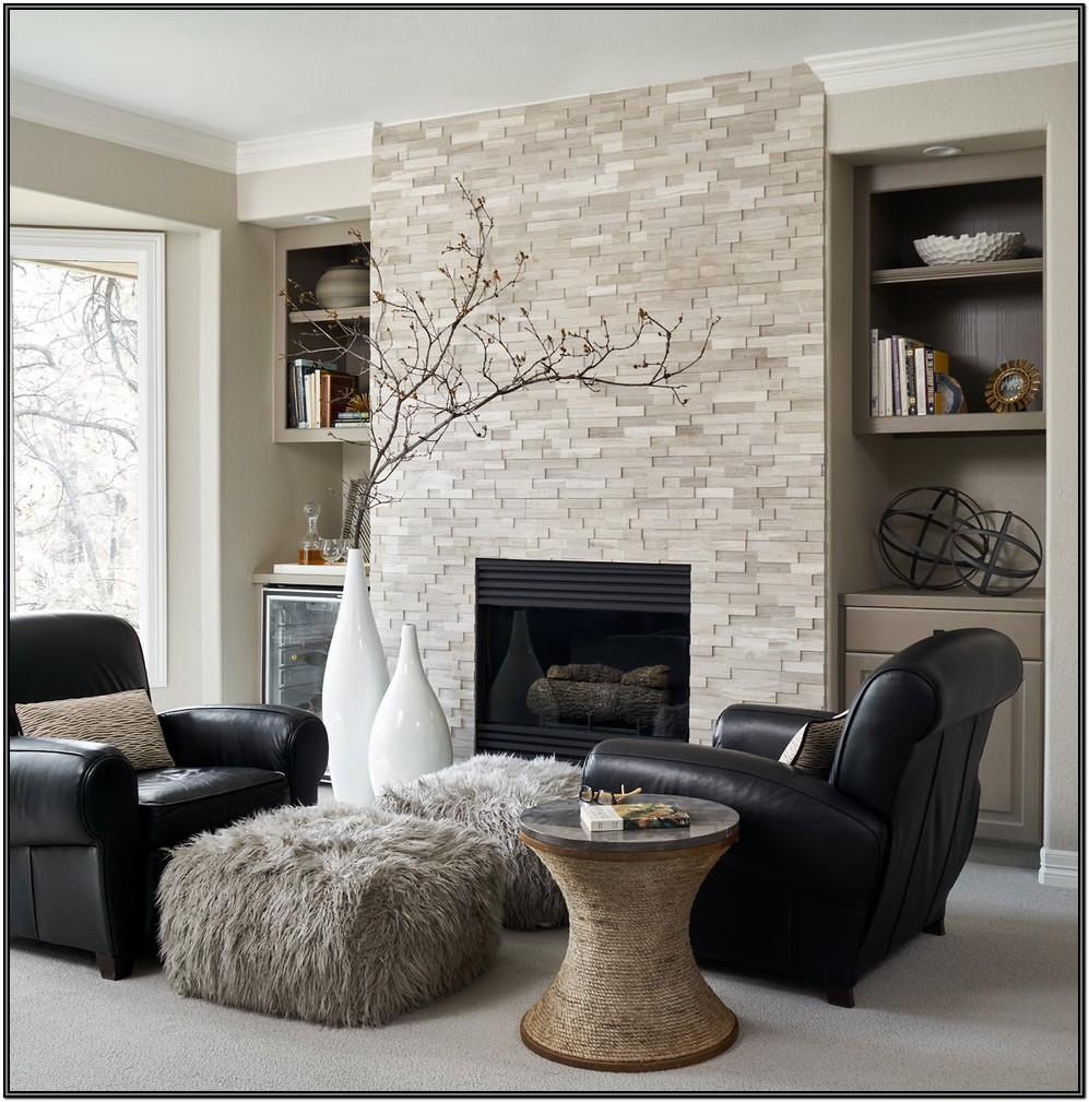 Living Room Furniture Ideas With Agredable Walls