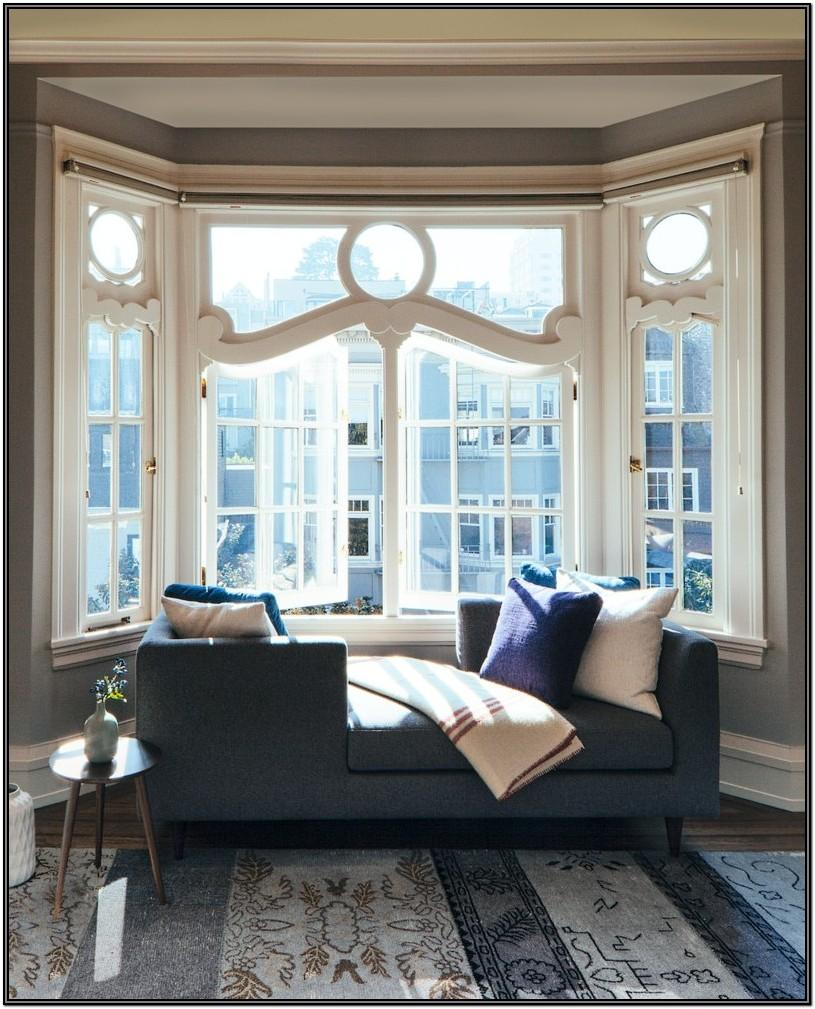 Living Room Furniture Ideas With Bay Window