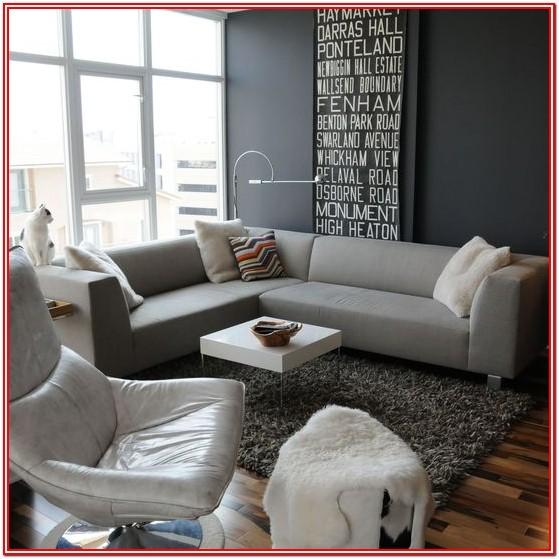 Living Room Furniture Ideas With Grey Walls