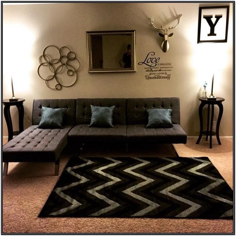 Living Room Futon Ideas