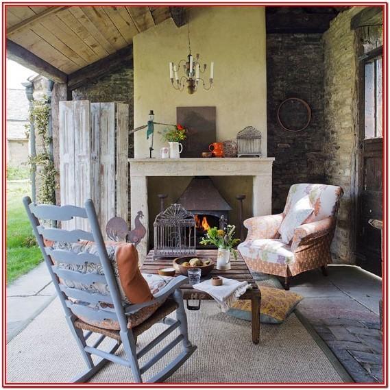 Living Room Garden Room Interior Ideas