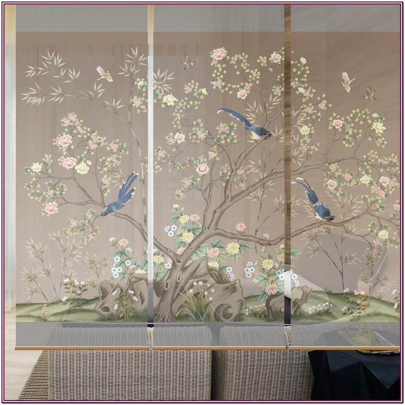 Living Room Glass Design For Partition