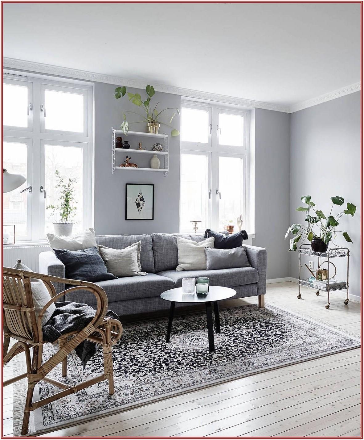 Living Room Grey Trim Ideas