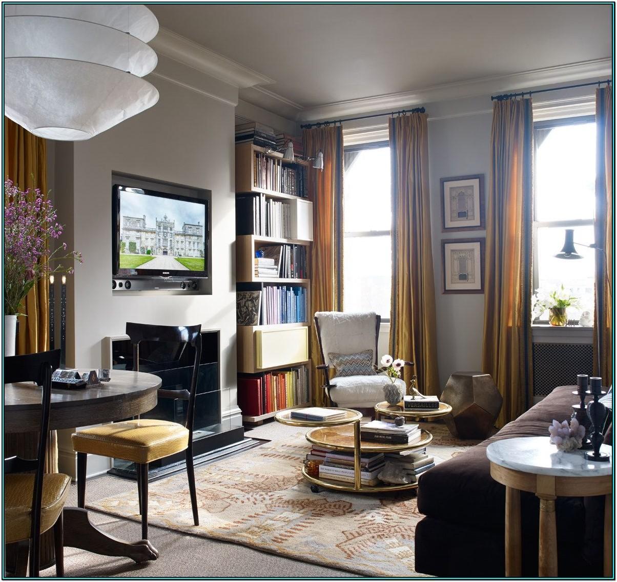 Living Room Hidden Storage Solutions