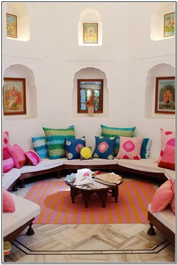 Living Room Home Decor Ideas India
