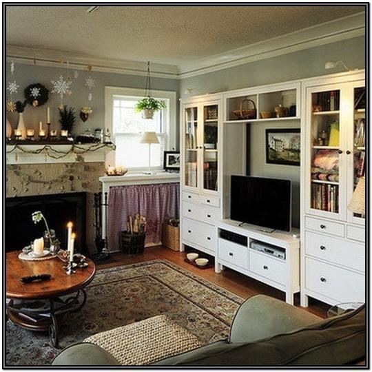 Living Room Home Entertainment Center Ideas